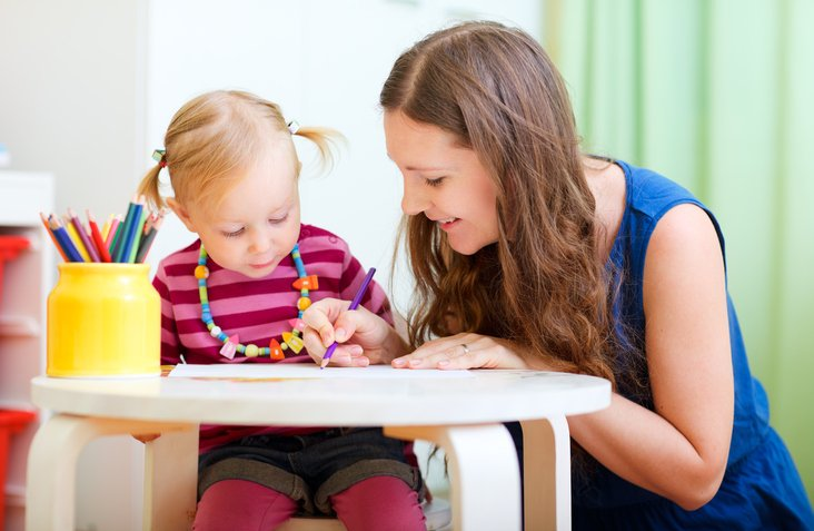 a teenager learns how to be an effective babysitter by attending coxhealths babysitting basics class