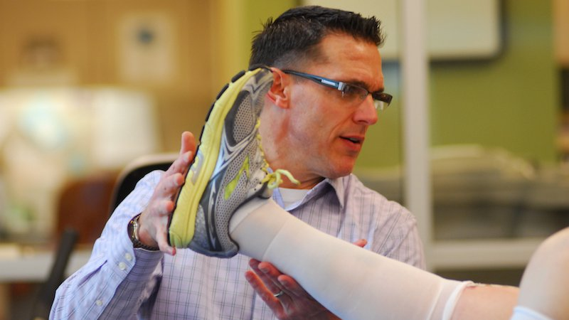 CoxHealth providers conduct Sports Injury Prevention & Evaluation.