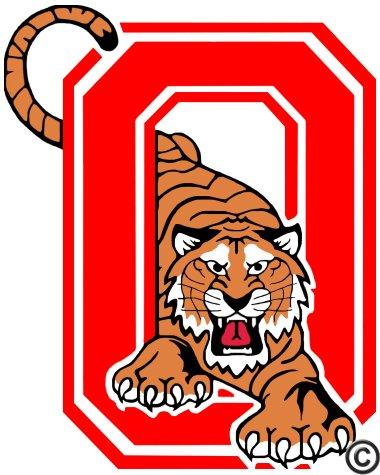 Ozark schools logo.